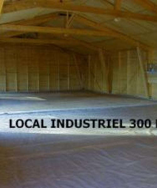 Nos ateliers : 300 m2