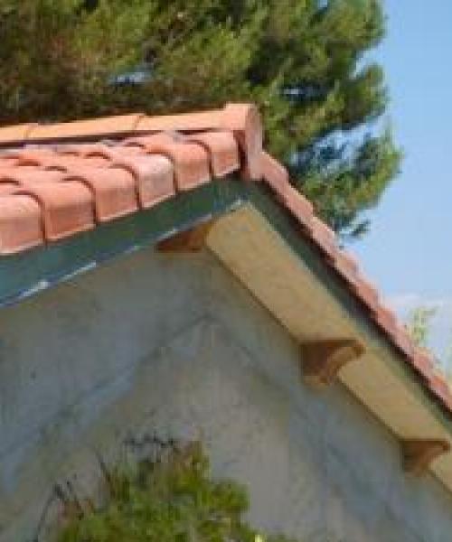 Démolition et rénovation de la toiture
