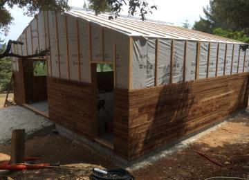 Atelier Ossature Bois de 59 m2