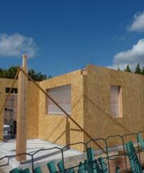 Construction villa 150m2 la Fare les Oliviers