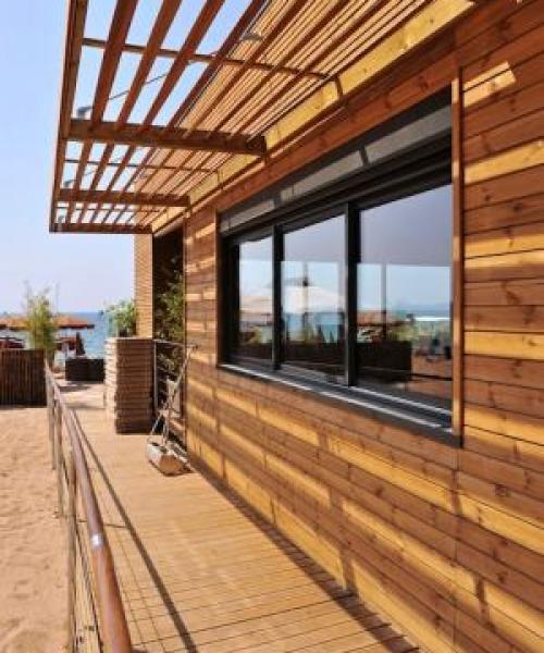 Rénovation énergétique gràce à une  ITE bois