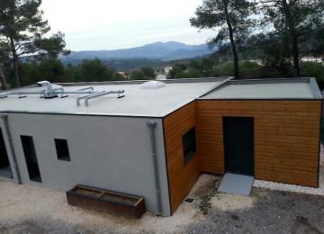 Bulles fenêtres de toiture