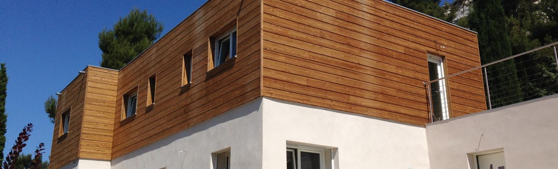 Les avantages d'une maison bois