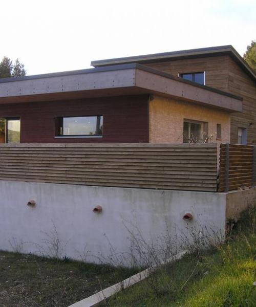 Agrandissement en bois de votre maison