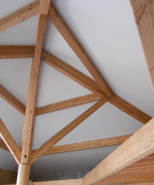 Réfection / Création de charpentes et toitures bois