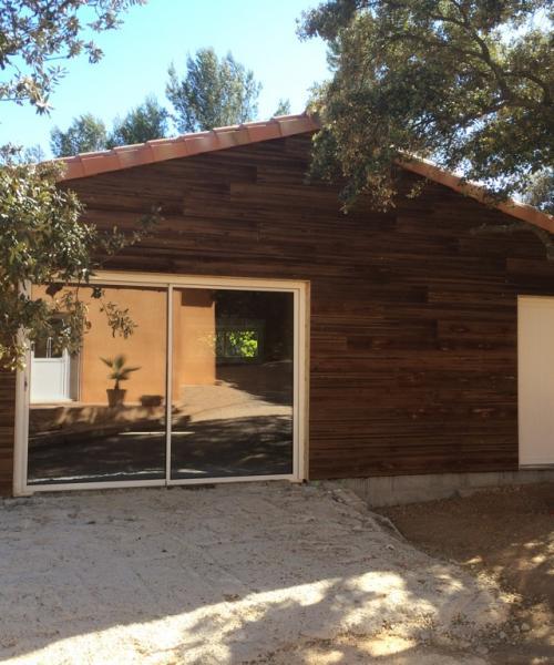 Construction neuve Atelier menuiserie 59 m2