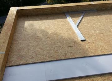 Interface sur toit