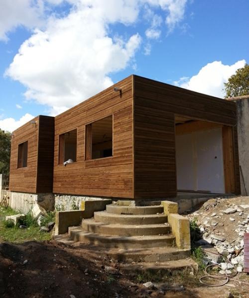 Rénovation énergétique en bois