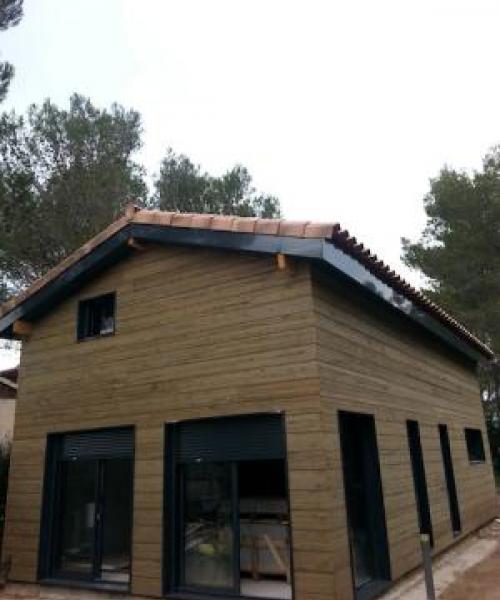 Construction en bois sur mesure clé en main au Castellet (83)