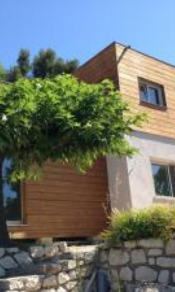 Surélévation de maison -Ajout de 170 m² à Istres