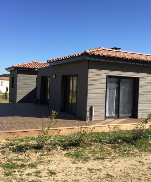 Construction neuve écologique 135 m2 à Cabriès