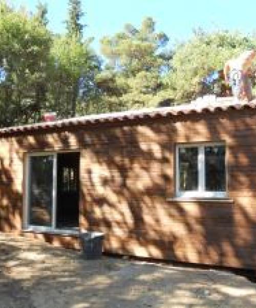 Construction de maison Individuelle économique Bois à Aubagne (13)