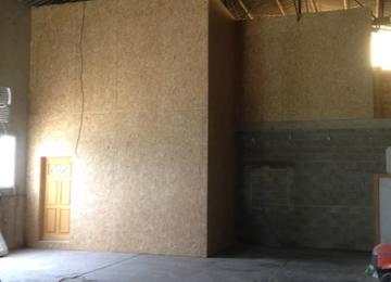 Hangar professionnel surface 300 m2