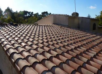 Isolation thermique sur une toiture traditionnelle