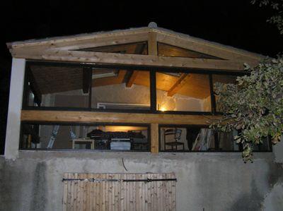 une pi ce en plus diaporama chantiers extension dans des. Black Bedroom Furniture Sets. Home Design Ideas
