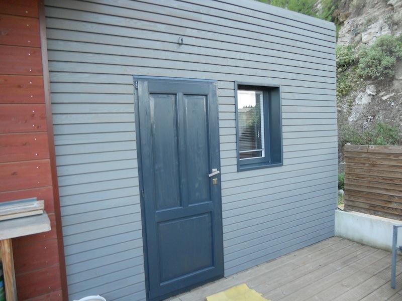 Construction du bureau et show room la maison bois maisons neuves