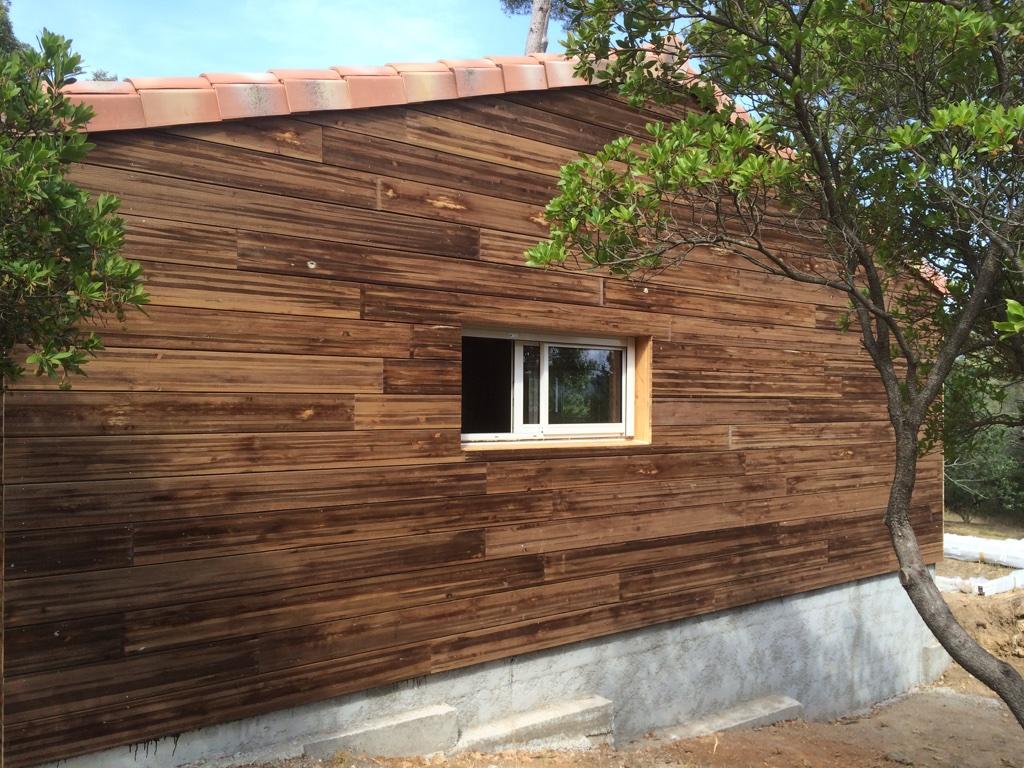 Maison bois paca for Maison neuve en bois