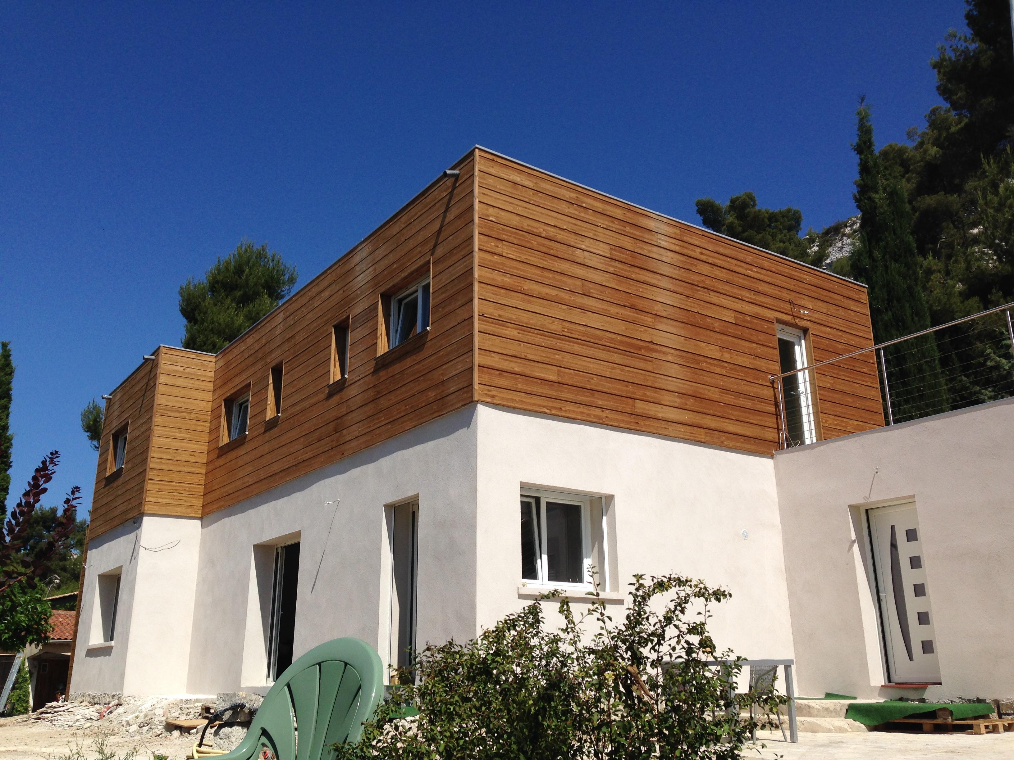 Les avantages d 39 une maison bois actualit s marseille 13 for Avantages maison bois