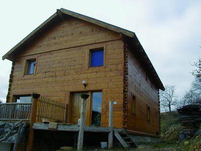 Maison cologique et bioclimatique actualit s peypin for Maison bois bioclimatique