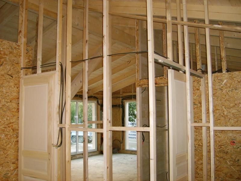 beautiful galerry prix maison bois m with maison paca prix. Black Bedroom Furniture Sets. Home Design Ideas