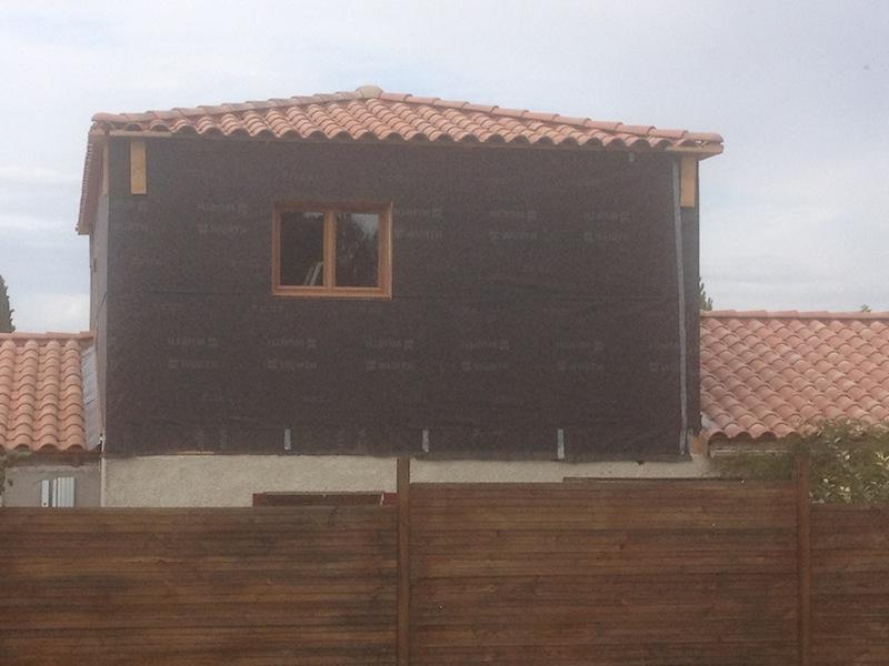 Modernisation et agrandissement agrandissements bois for Agrandissement maison zone inondable