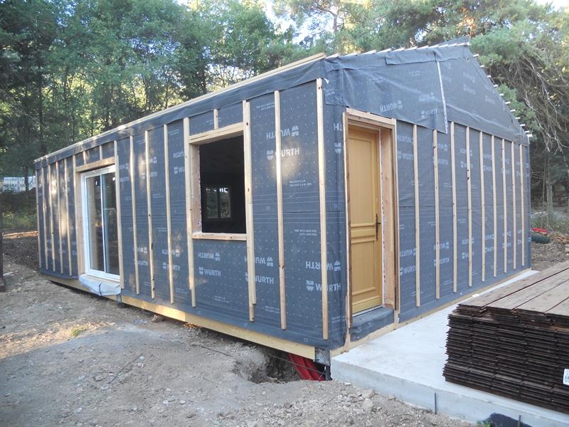 La Maison Individuelle Economique Bois 2 Maisons