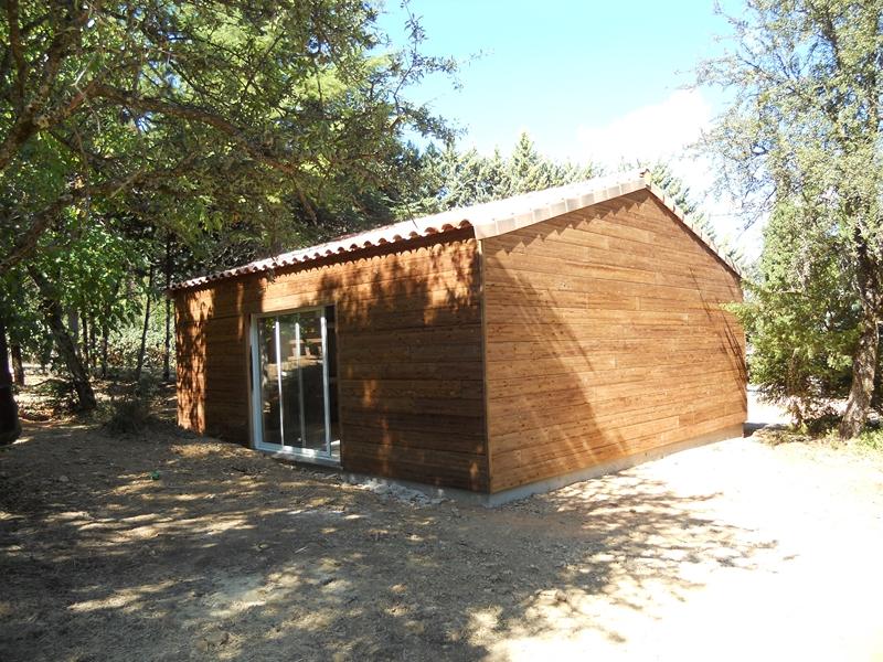 la maison individuelle economique bois 2 maisons neuves marseille 13. Black Bedroom Furniture Sets. Home Design Ideas
