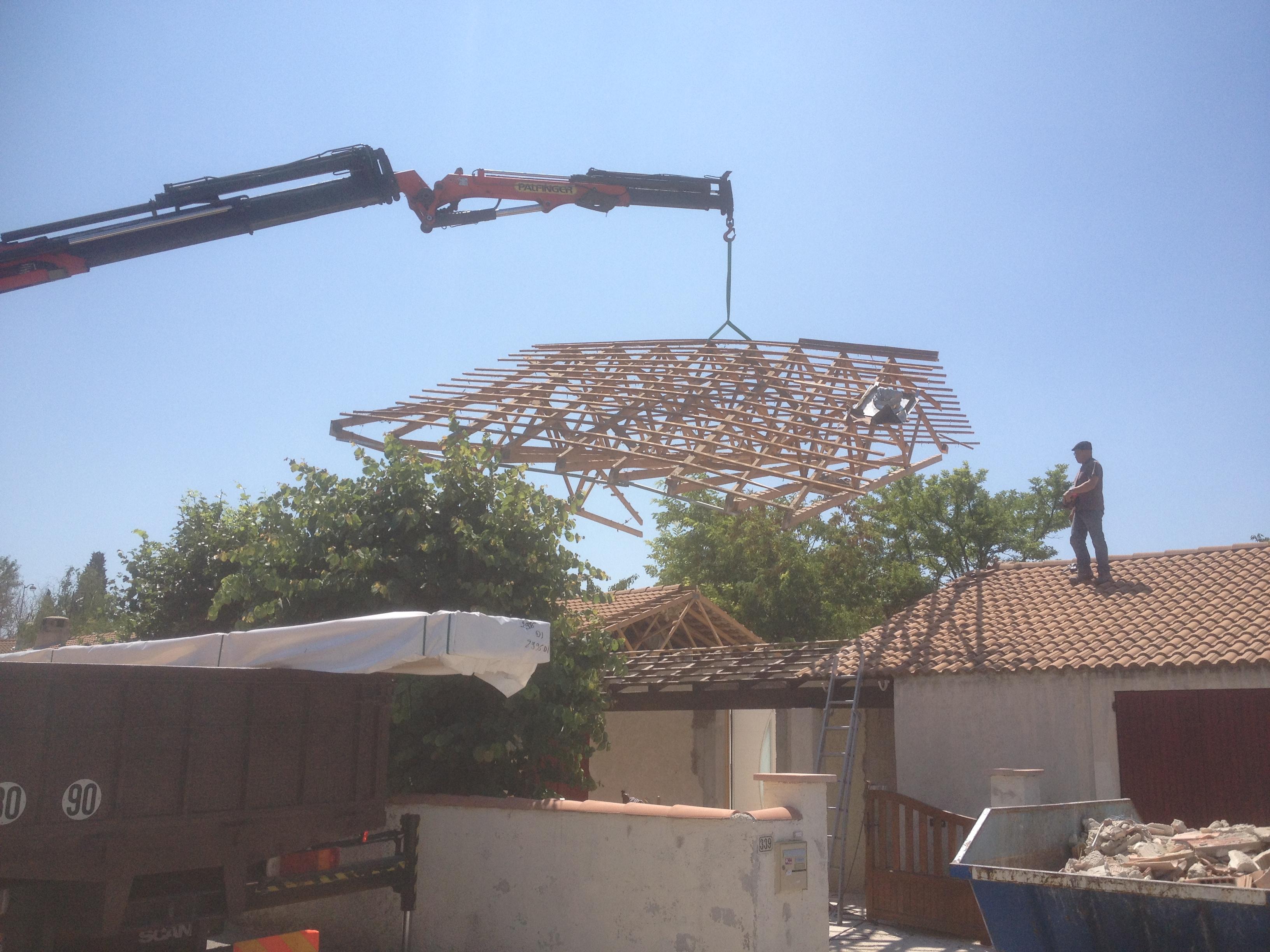 R Novation Sur L Vation Extension Agrandissement Qui Sommes Nous  ~ Surelevation Bois Aix En Provence